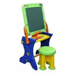 """Детский стол трансформер """"Играй и учись"""" (Molto Полесье)"""