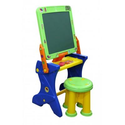 """Детский стол трансформер """"Играй и учись"""" (Полесье)"""