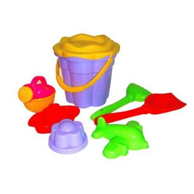 Набор игрушек для песочницы №326 Полесье (в сеточке)