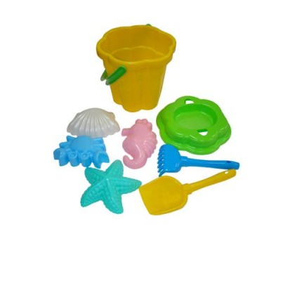 Набор игрушек для песочницы №362 Полесье (в сеточке)