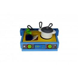 """Детская кухня (настольная) """"NATALI"""" №2 (в сеточке) Palau Polesie"""