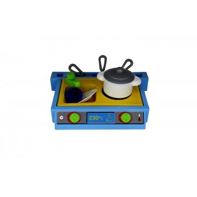 """Детская игровая кухня (настольная) """"NATALI"""" №2 (в сеточке) Palau Polesie"""