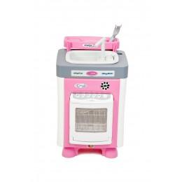 Детская кухня с водой и звуком Carmen №3 посудомоечная машина (Кармен)