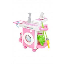 Детская стиральная машина со звуком и светом Carmen №6 (Кармен)