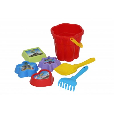 Набор игрушек для песочницы №513 Полесье (в сеточке)