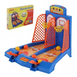 """Настольная игра """"Баскетбол"""" для 2-х игроков (в коробке) Полесье"""