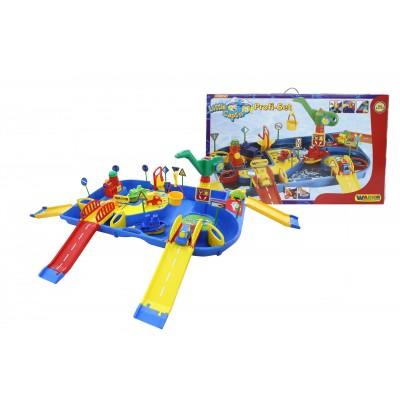 """Большой детский игровой набор для игр с водой """"Водный мир №2"""" (Полесье Wader)"""