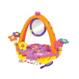 """Детский туалетный столик """"Юная Принцесса"""" Полесье"""