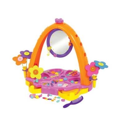 """Детский туалетный столик """"Юная Принцесса"""" (в коробке) Полесье"""