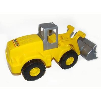 Агат, трактор-погрузчик (Wader) Полесье