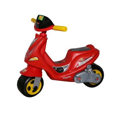 "Каталка мотоцикл скутер ""MIG"" (Полесье)"