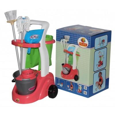 """Детский набор для уборки """"Помощница"""" (в коробке) Полесье"""