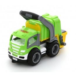 """Детская машинка мусоровоз """"ГрипТрак"""" (Wader Полесье)"""