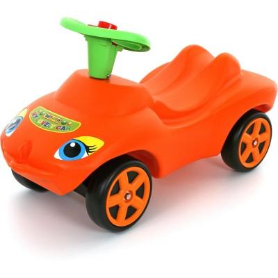 """Каталка """"Мой любимый автомобиль """" со звуковым сигналом (Полесье)"""