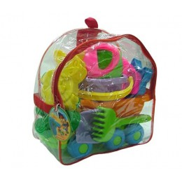 Набор для песочницы №273 (в рюкзаке) Полесье