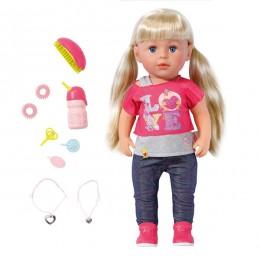 """Кукла Zapf Creation Baby Born 820-704 """"Бэби Борн Сестричка"""""""
