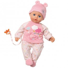 Кукла с соской Бэби Борн Zapf Creation my little Baby Born 825-334