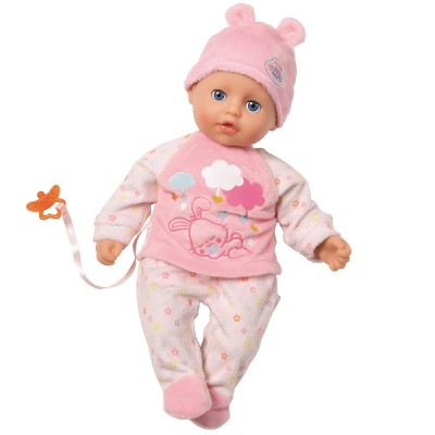 Zapf Creation my little Baby Born 825-334 Бэби Борн Кукла с соской, 32 см