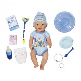 "Кукла-мальчик Zapf Creation Baby Born 822-012 ""Бэби Борн Интерактивная"""