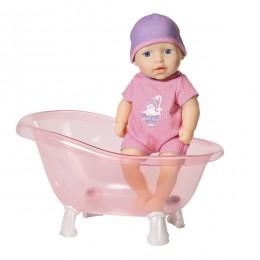 Zapf Creation Кукла Baby Annabell 700-044 Бэби Аннабель с ванночкой, 30 см