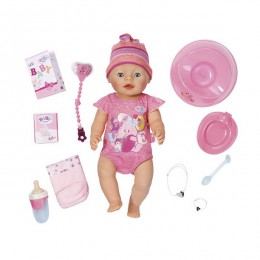 Интерактивная кукла Zapf Creation Baby Born 823-163 Бэби Борн