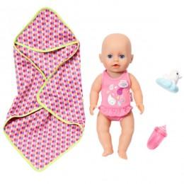 Кукла Zapf Creation my little Baby Born 825-341 Бэби Борн для игры в воде
