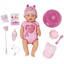 Интерактивная кукла Бэби Борн Zapf Creation Baby Born 825-938