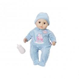 Бэби Аннабель Кукла-мальчик с бутылочкой Zapf Creation my first Baby Annabell 700-549