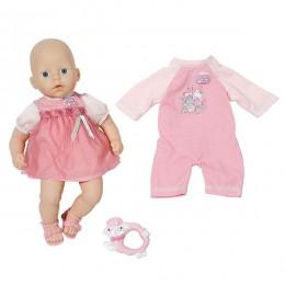Бэби Аннабель Кукла с доп. набором одежды Zapf Creation my first Baby Annabell 794-333