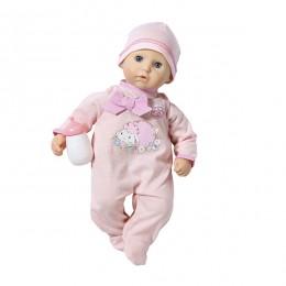 Бэби Аннабель Кукла с бутылочкой Zapf Creation my first Baby Annabell 794-463