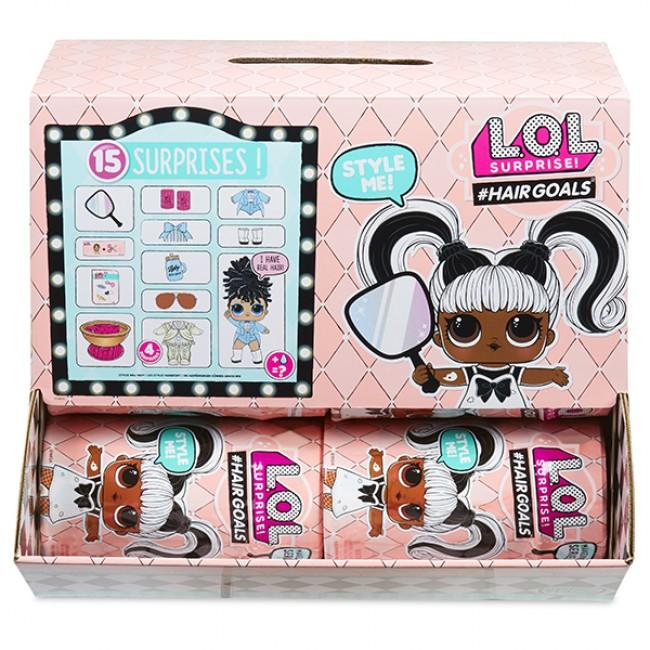 Кукла LOL (ЛОЛ) Surprise 556220 Кукла с волосами