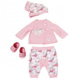 Zapf Creation Baby Annabell 700-402 Бэби Аннабель Одежда для уютного вечера