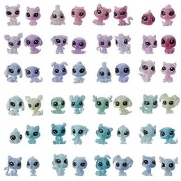 "Hasbro Littlest Pet Shop E5482 Литлс Пет Шоп Петы-парочки ""Холодное царство"""