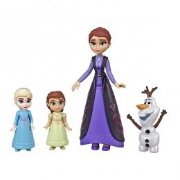 Hasbro Disney Princess E5504/E6913 ХОЛОДНОЕ СЕРДЦЕ 2 Делюкс Семья