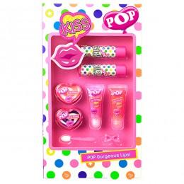 Markwins 3600251 POP Набор детской декоративной косметики для губ