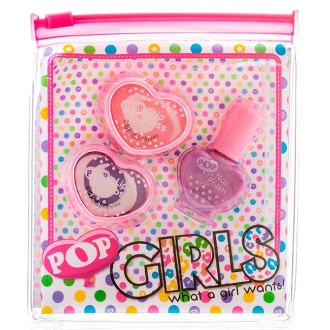 Косметика pop для девочек купить кому предложить косметику avon