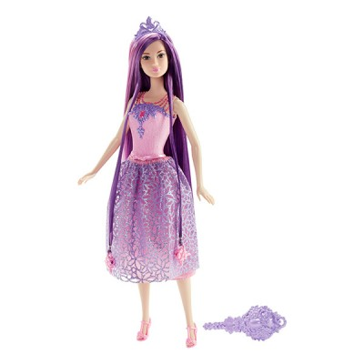 Mattel Barbie DKB59 Барби Куклы-принцессы с длинными волосами