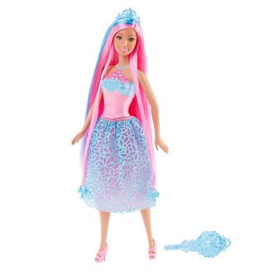 Mattel Barbie DKB61 Барби Куклы-принцессы с длинными волосами