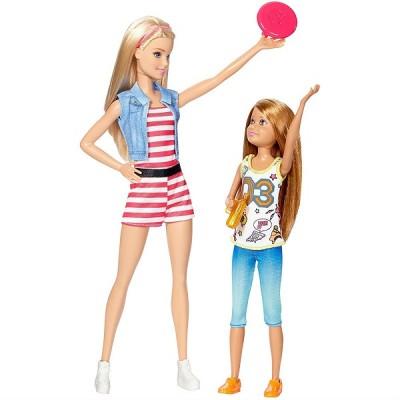 Mattel Barbie DWJ64 Набор кукол Скиппер и Стейси