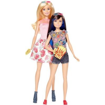 Mattel Barbie DWJ65 Набор кукол Скиппер и Стейси