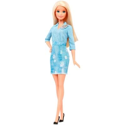 """Mattel Barbie DVX71 Барби Кукла из серии """"Игра с модой"""""""