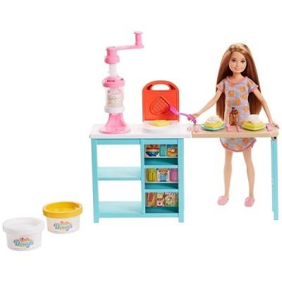 Mattel Barbie FRH74 Барби Завтрак со Стейси