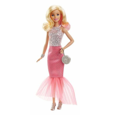 Mattel Barbie DGY70 Барби Куклы в вечерних платьях-трансформерах