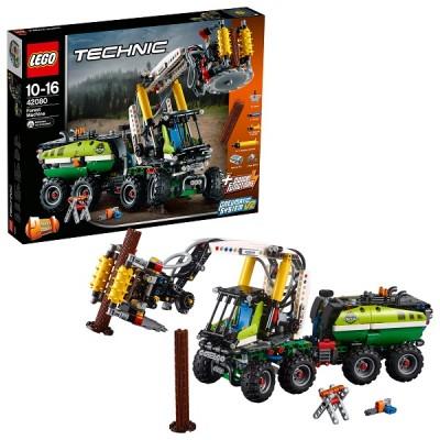 Конструктор Lego (Лего) Техник 42080 Лесозаготовительная машина