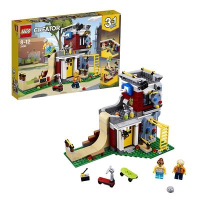 Конструктор Лего Криэйтор 31081 Конструктор Скейт-площадка (модульная сборка)