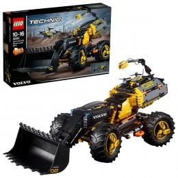 Lego (Лего) Техник 42081 Конструктор VOLVO колёсный погрузчик ZEUX