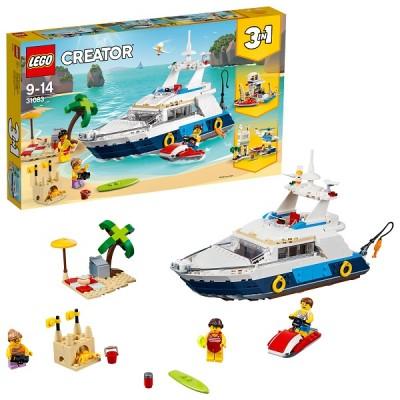 Конструктор Лего Криэйтор 31083 Конструктор Морские приключения