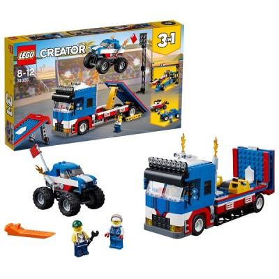 Конструктор Lego Creator 31085 Конструктор Мобильное шоу