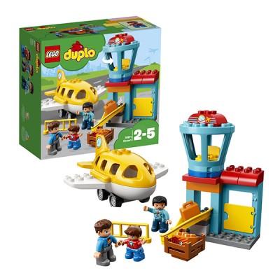Lego Duplo 10871 Конструктор Аэропорт (Лего Дупло)