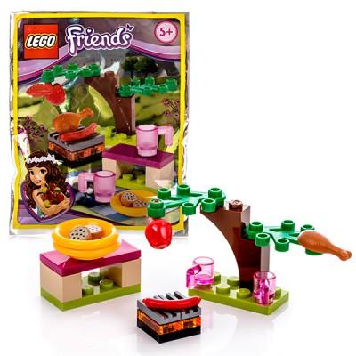 Конструктор Lego (Лего) Friends (Подружки) 561505 Пикник